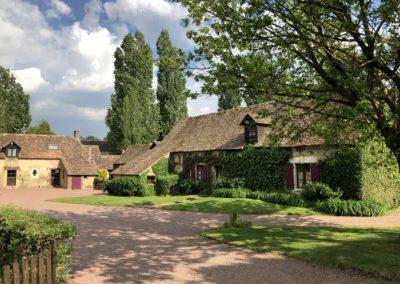 Gites et salles de réception Domaine de La Petite Chauvière - Sarthe