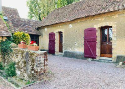 Gites Domaine de La Petite Chauvière - Laigné en Belin - Sarthe